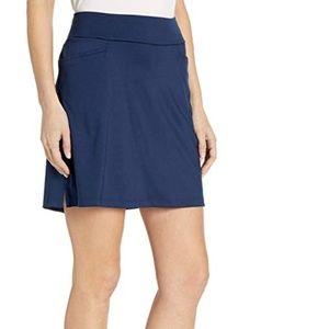 NWT Adidas Golf Ultimate Knit Blue Skort - XL